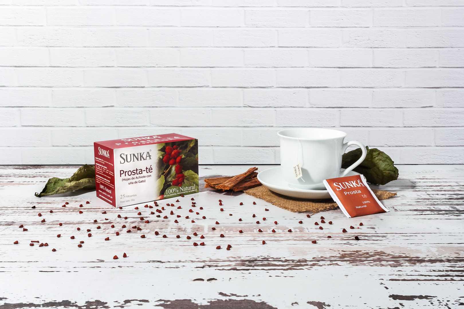 sunka herbal tea prosta te